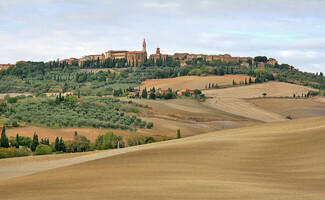 "Discover the ""Città ideale"" : Pienza"