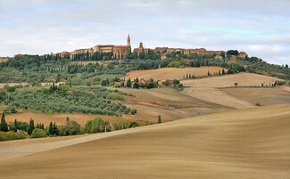 Discover the « Città ideale »: Pienza