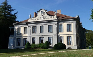 The Elysée museum in Lausanne