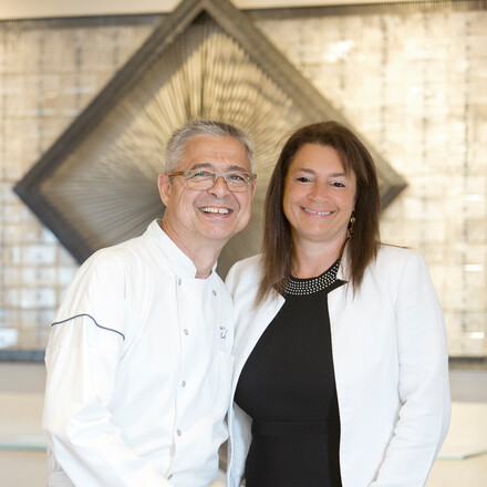 Karine et Jean-Michel Lorain