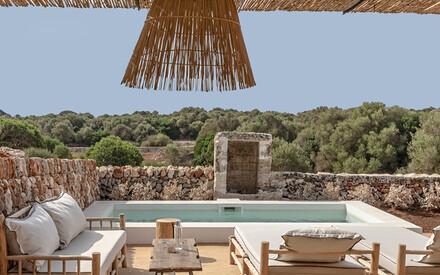 Fontenille Menorca :| Torre Vella