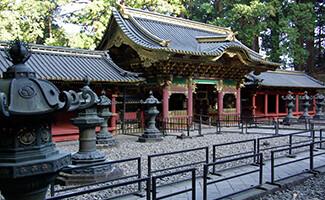 The Nikko Temples