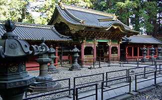 The Nikko Temples