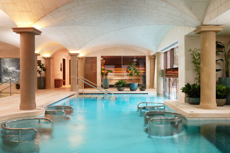 Relais & Châteaux - Grantley Hall - hôtel Yorkshire - Hôtel Spa