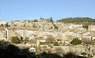 Entre naturaleza y historia de Carcès a Barjols