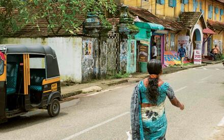 Sur la route|de l'Inde du Sud (partie 1)