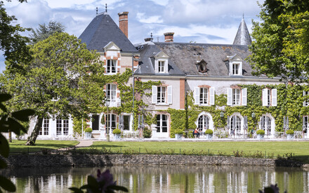 Family fun at Les Hauts de Loire