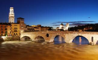In search of Romeo and Juliet, Verona