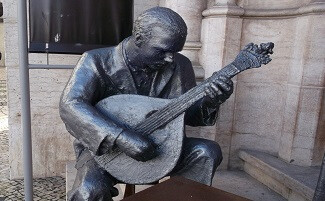 Fado Concert in the Alfama, Lisbon