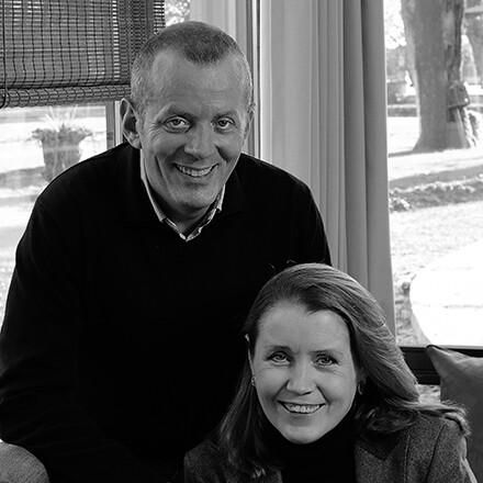 Vanessa e Arnauld Baert