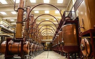 Fate una sosta alla distilleria Cointreau