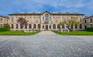 The porcelain museum, Limoges