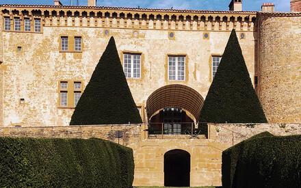 Château de Bagnols: |A Refined Sense of History