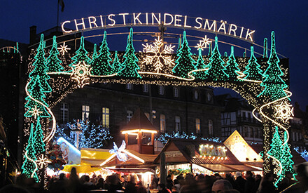 Christmas Market 2016 from Alsace to Austria: mulled wine and chiming bells!