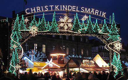 Marchés de Noël 2016 de l'Alsace à l'Autriche : vin chaud et carillons !