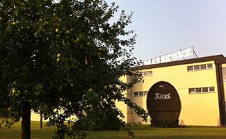 Destillerie Massenez in Villé
