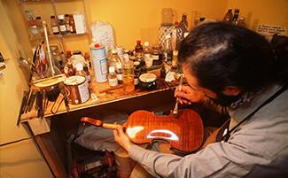Crémone, la Mecque des luthiers