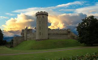 Il castello di Warwick: oltre 1000 anni di storia