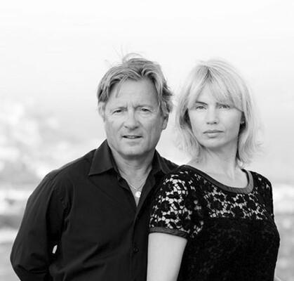 Jean-Pierre et Marion Pinelli