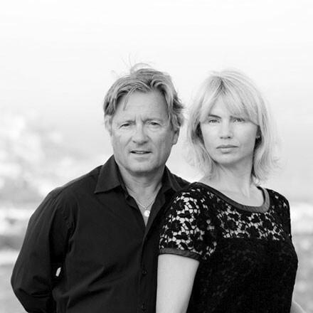 Jean-Pierre und Marion Pinelli