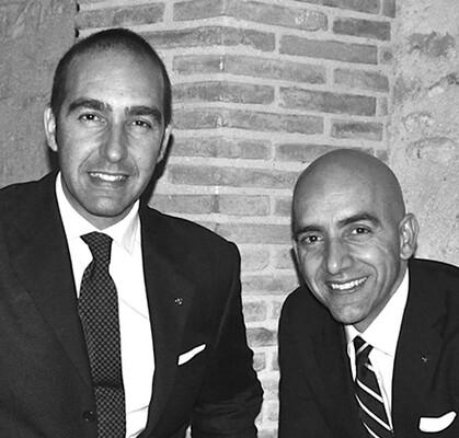 Vincenzo et Federico Bianconi