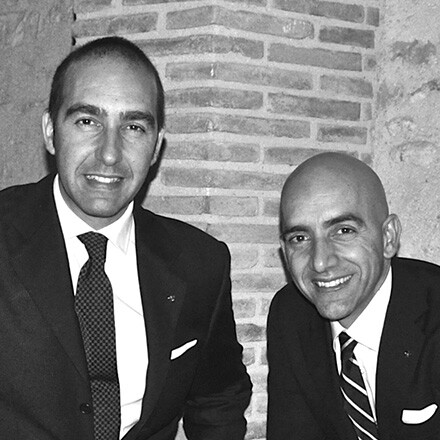 Vincenzo e Federico Bianconi