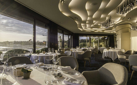 Restaurant Christopher Coutanceau