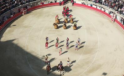 Take part in the Feria de Nîmes