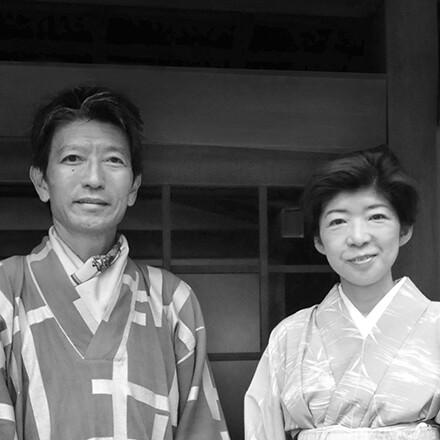 Mr and Mrs Nishida