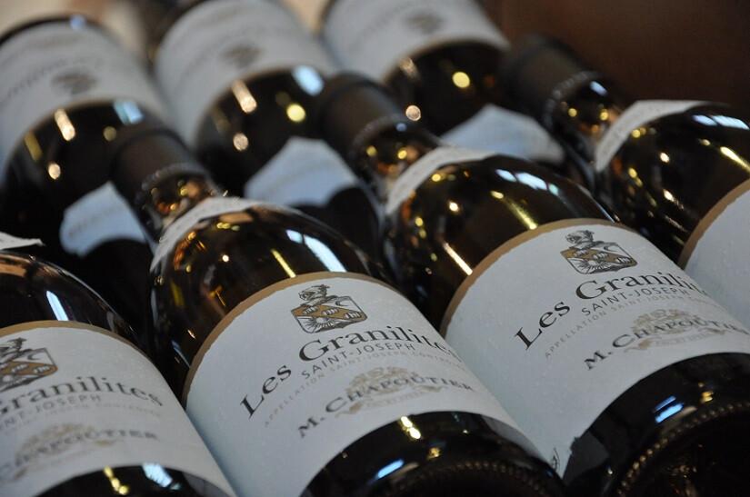 M.CHAPOUTIER / Vins