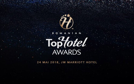 Epoque Hotel: Received 3 awards at the 2018 Romanian TopHotel Awards in Bucharest