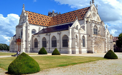 L'église de Brou