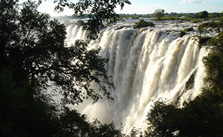 The Vertigo of Victoria Falls