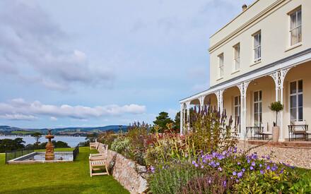 Lympstone Manor Hotel, Restaurant and Vineyard, Great Britain