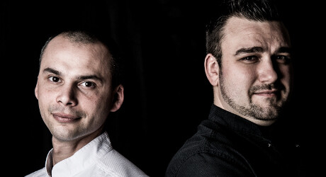 Cédric Heurtebise & Vincent Deforce