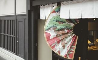 Miyawaki Baisen-an, die Kunst der Fächer