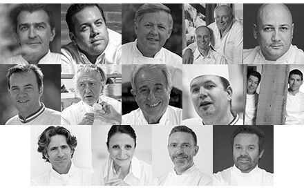 Gourmet France: our 3-Michelin-starred Relais & Châteaux properties