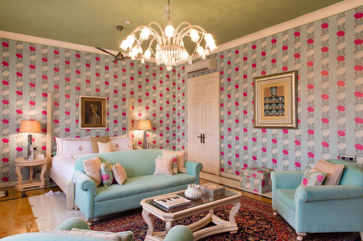 Rajmahal palace room