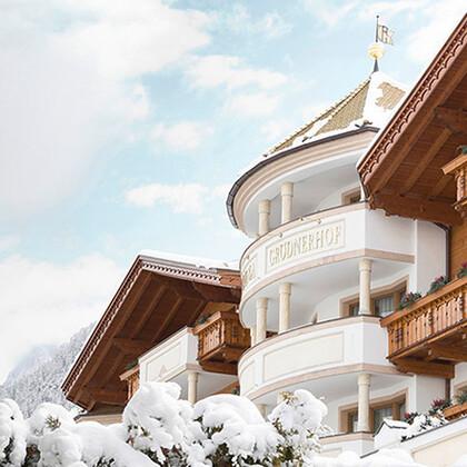 Gardena Grödnerhof Hotel & Spa