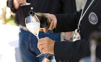 I vini bianchi di Prosecco