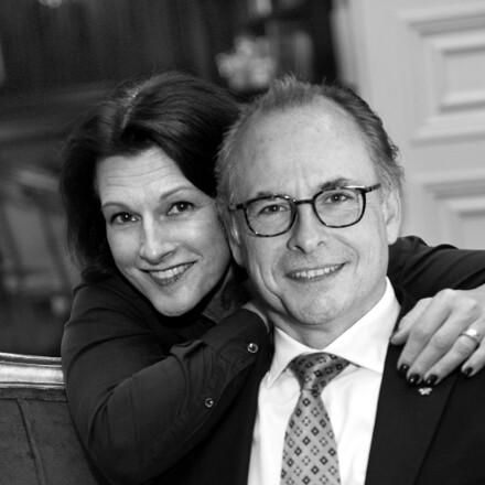 Johan e Isabelle Creytens
