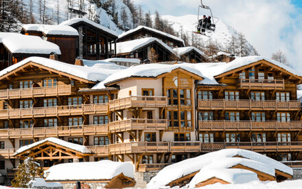 5 mountain hotels for this|winter's family skiing vacation