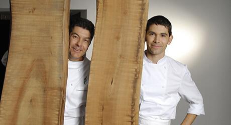 Régis & Jacques Marcon