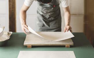 Kamisoe oder die Papierkunst