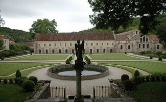 Die Abtei von Fontenay