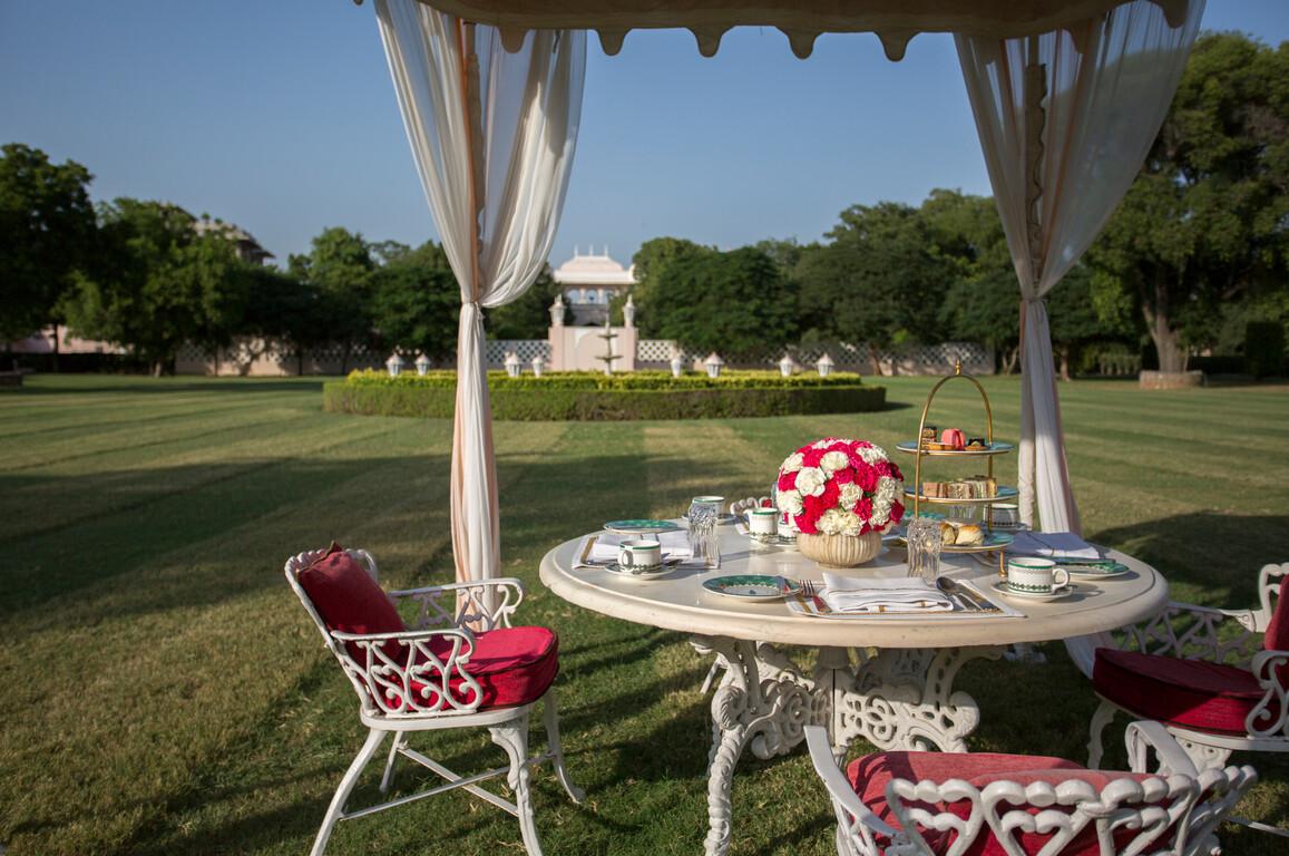 Rajmahal garden