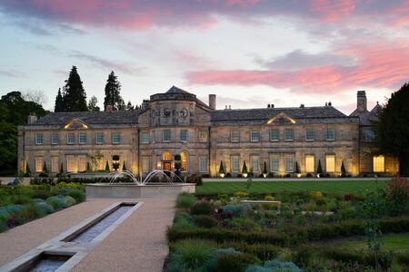 Relais & Châteaux - Grantley Hall - hotel Yorkshire - Hôtel Spa