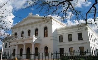 Eine Villa voll Kunstwerke, Stellenbosch