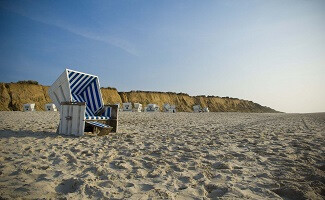 In the footsteps of Gunter Sachs and BB, Sylt