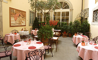 Relais & chateaux Enoteca Pinchiorri Restaurant, Florence